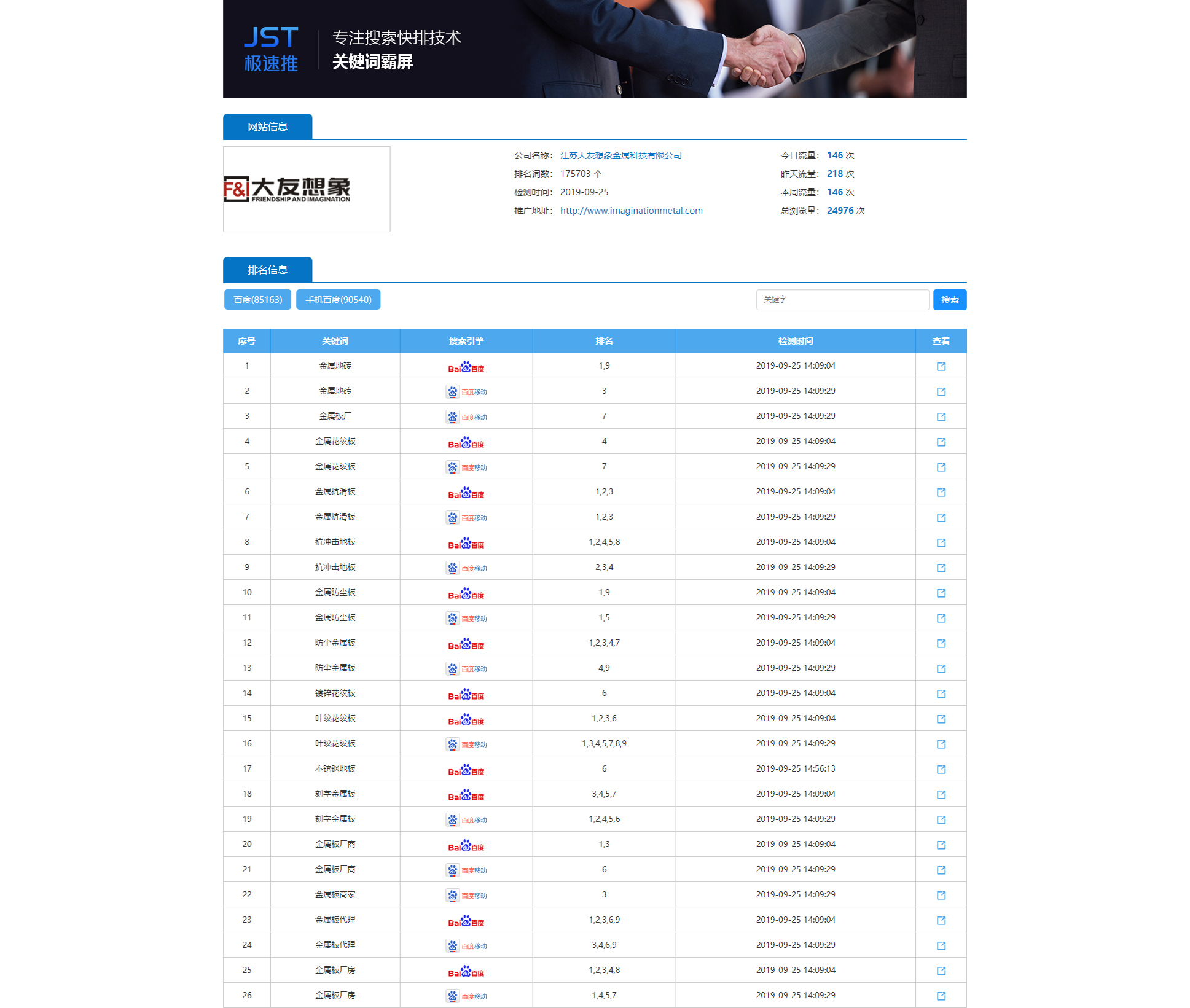 江苏大友想象金属科技有限公司